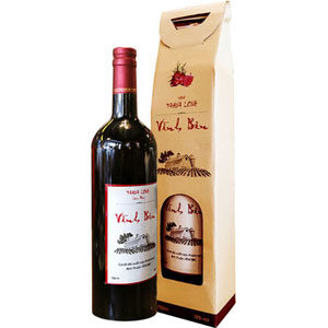 Rượu vang Thanh Long