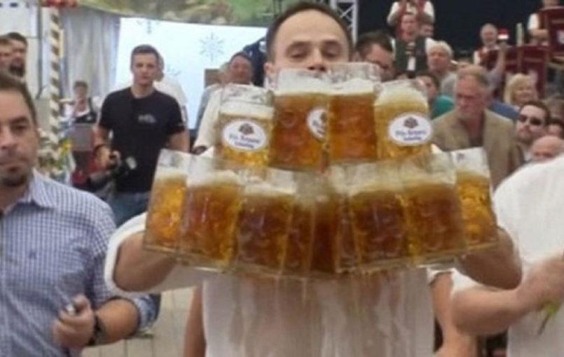 1,3 giây là thời gian ngắn nhất để uống cạn một lít bia được ghi vào kỷ lục. Trong khi đó, người giữ kỷ lục về bưng bê có thể dùng hai tay mang cùng lúc 20 cốc bia đầy. Kỷ lục uống bia nhanh nhất: 1 lít trong 1,3 giây  1,3 giây uống […]