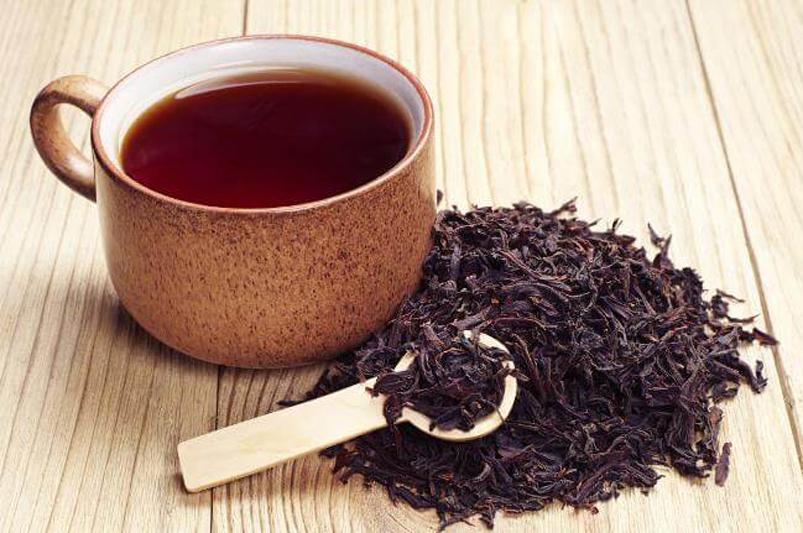 uống trà đen tốt choi sức khỏe